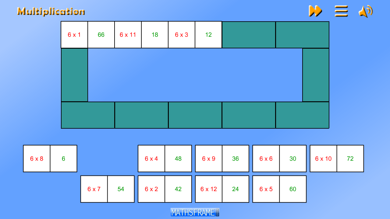 Domino Maths 1.0.4 APK Download - Android Educational Games