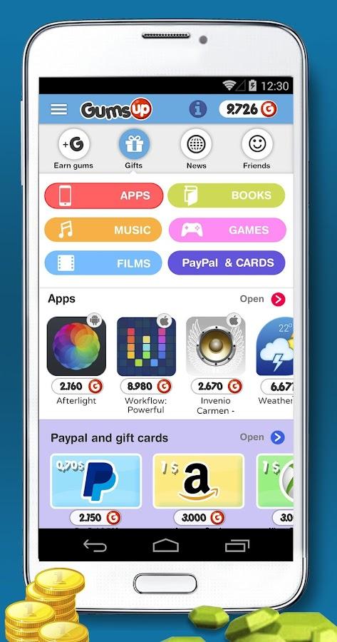 Gums Up Free Rewards 1 3 APK Download - Android