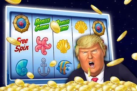 Trump Slots - Huuuuge Wins 1.0 screenshot 9
