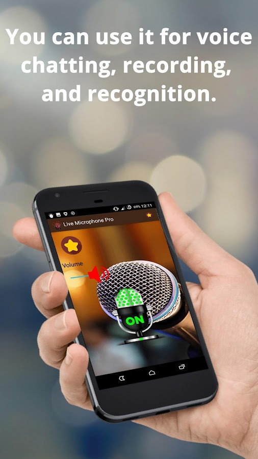Microphone Live Pro (No Ads) 1 1 Microphone Live Pro APK