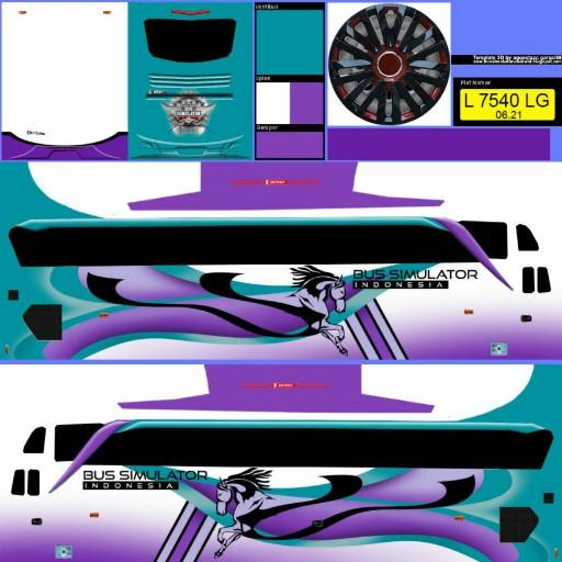 livery Bussid Collection 2019 1 0 APK Download - Android