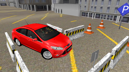 Focus3 Driving Simulator 3.0 screenshot 4