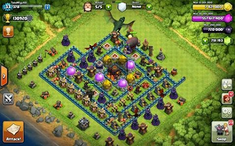 New fhx for coc 1.1.0 screenshot 6