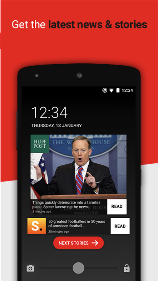 QLIXAR News 19 1 3-news APK Download - Android Lifestyle Apps