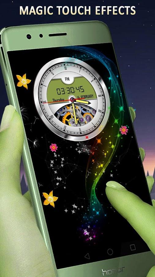 Download 3d Analog Clock Live Wallpapers Free Clock Widget 1 1