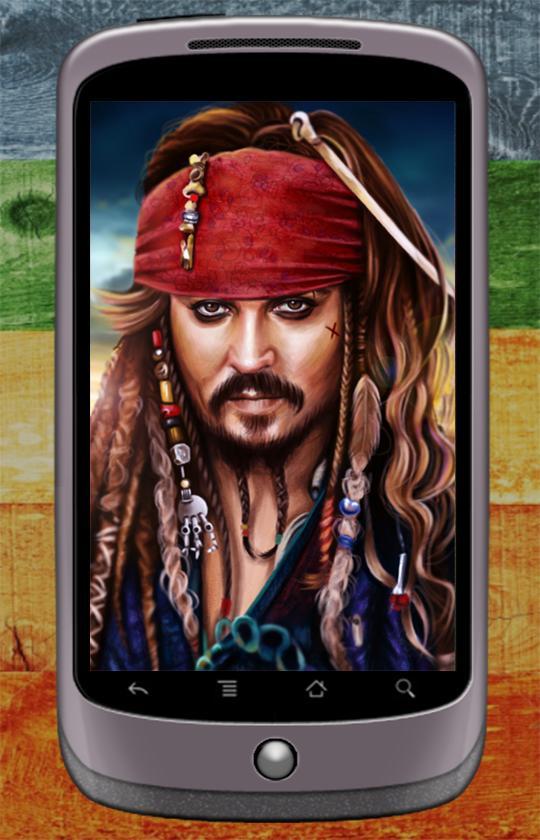 Jack Sparrow Wallpaper 1101 Apk Download Android