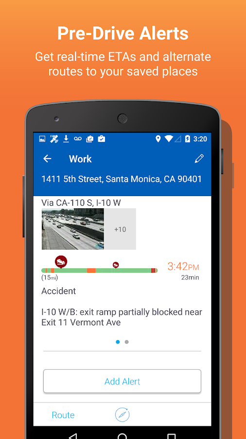 INRIX Traffic Maps & GPS 6.9.10 APK Download - Android cats ...