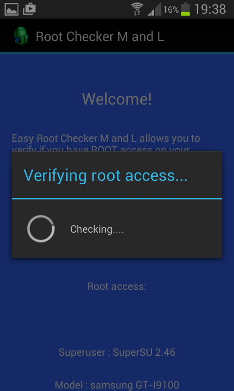 Easy Root Checker M & N& O PRO 2 APK Download - Android
