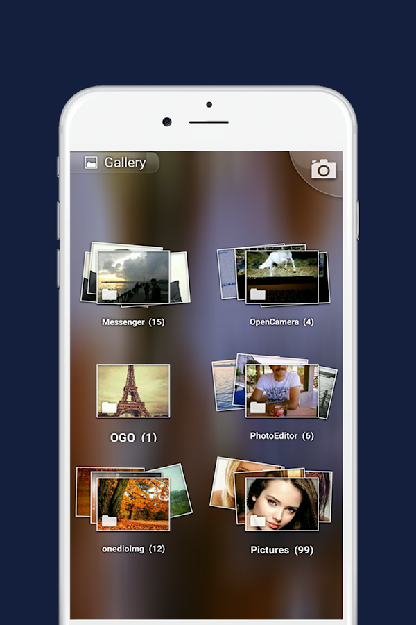 Quick Pic Gallery 3D & HD 1 0 APK Download - Android Photography Apps