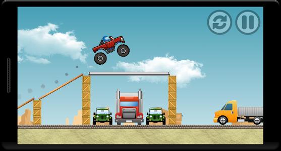RC Monster Trucks:Monster Car 1.1 screenshot 3