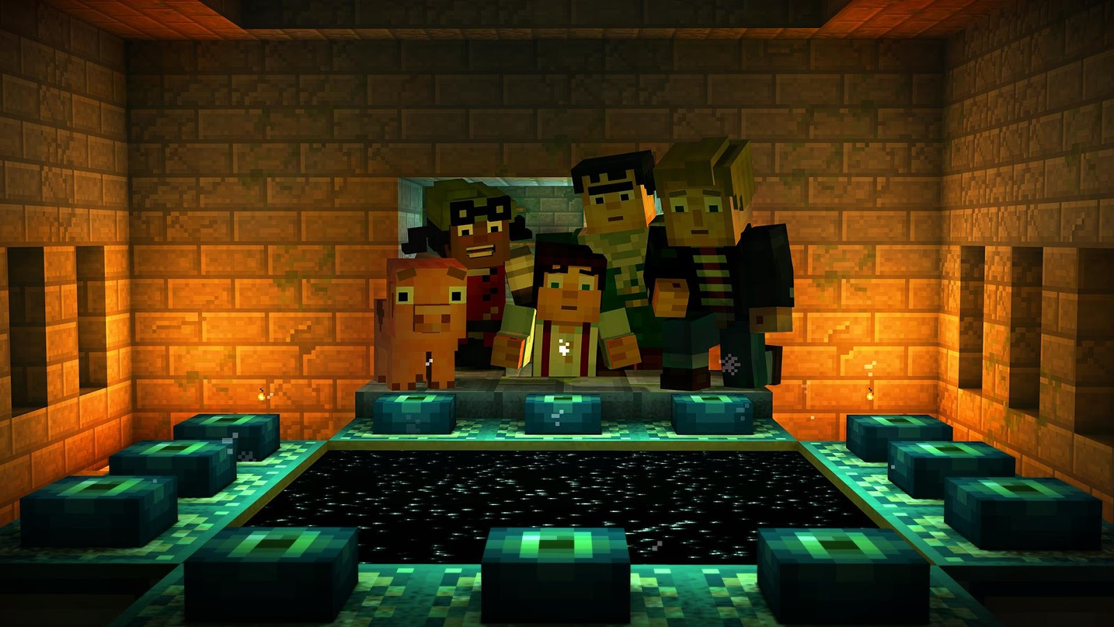 Minecraft Story Mode Season 2 Apk Free