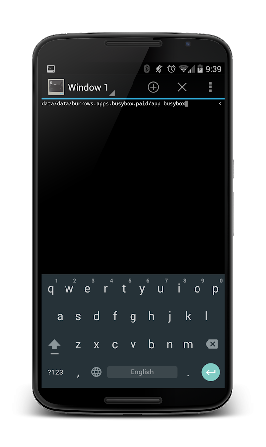 busybox install no root 3 66 0 41 apk android tools apps