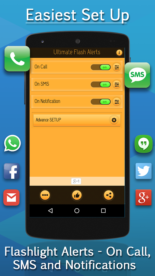 Ultimate Flash Alerts 2 3 APK Download - Android Tools Apps
