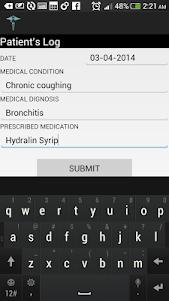 Patient History Taker 2.2.2 screenshot 8