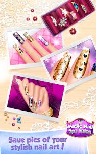Magic Nail Spa Salon:Manicure Game 2.3 screenshot 10