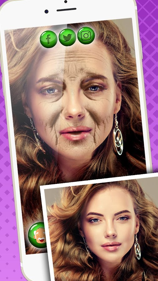 Make Me Old Photo Editor - Age My Face App 1 6 APK Download