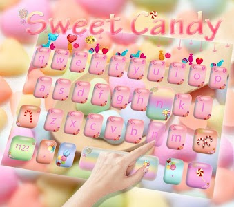 Candy Keyboard of Candy Land 10001004 screenshot 6