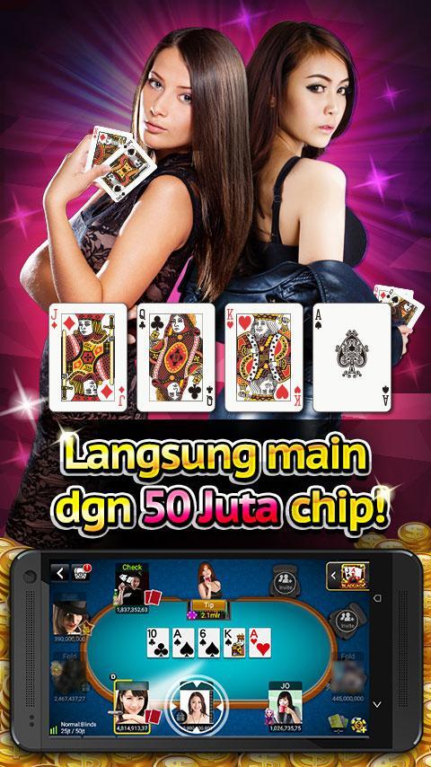 Download permainan texas holdem poker online