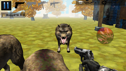 Hunter Kill Wolf Hunting Game 1.1 screenshot 3