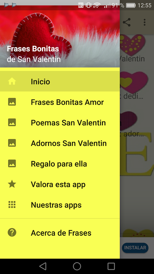 Frases Bonitas De San Valentin 24 Apk Download Android