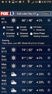 FOX13 Weather 4.6.1510 screenshot 2