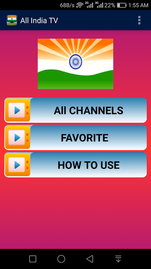 India Live TV All Channels 1 3 APK Download - Android