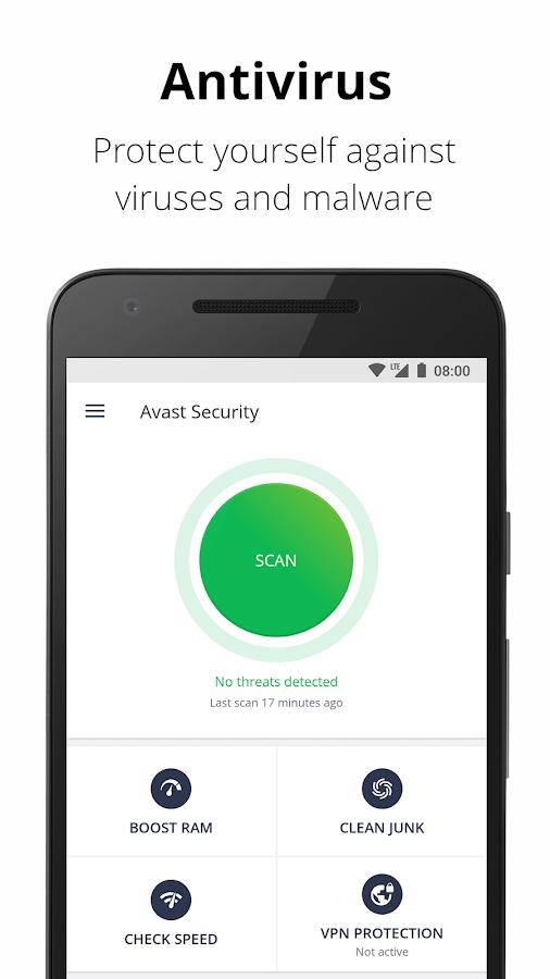 avast mobile security pro apk 2016