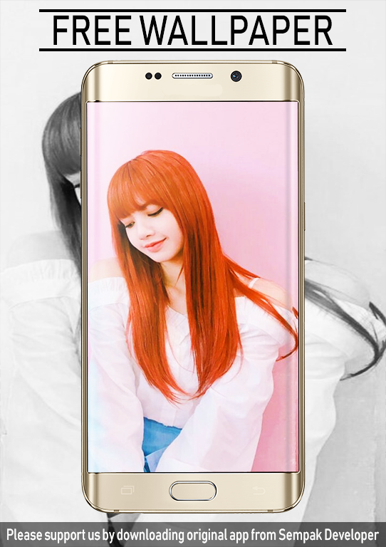 Lisa Blackpink Wallpaper Kpop Fans Hd 2 0 Apk Download Android