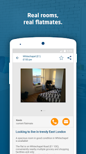 SpareRoom UK — Room & Flatmate Finder 2.16.1.1540-uk screenshot 3