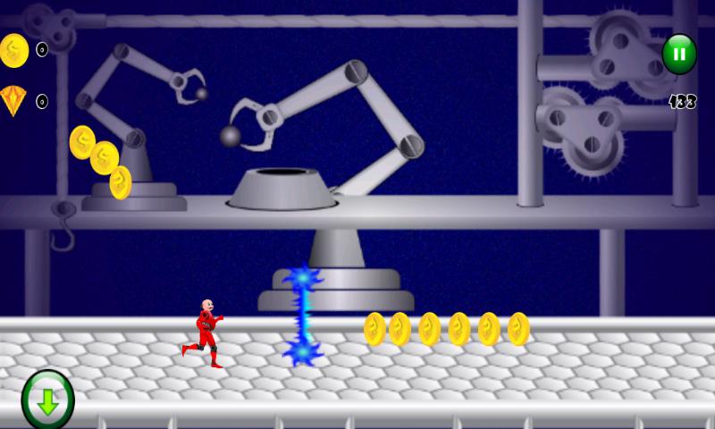 Motu Robot Patlu Run 1 0 0 Apk Download Android Adventure Games