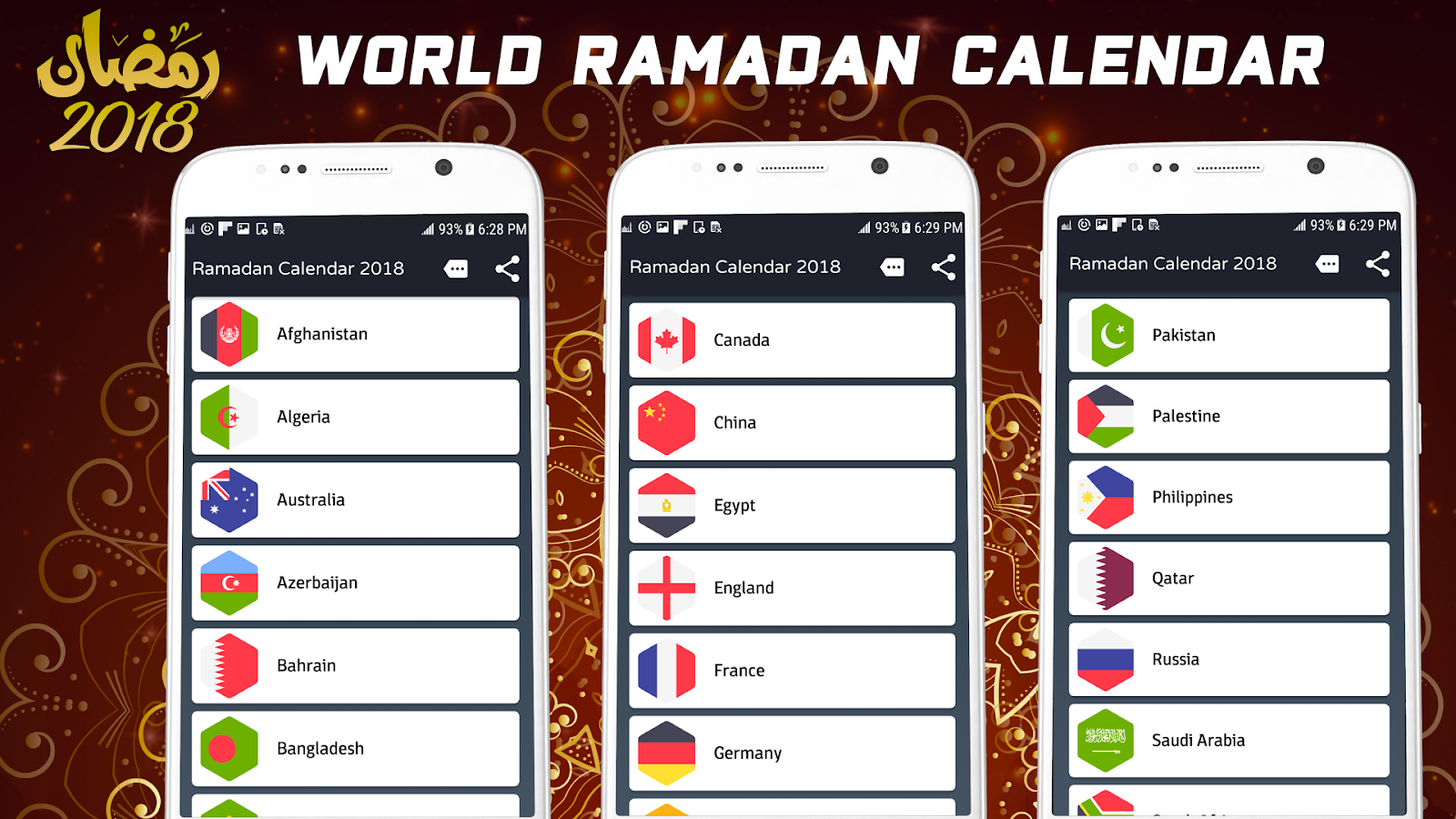 Ramadan Calendar 2018 1 6 APK Download - Android Lifestyle Apps