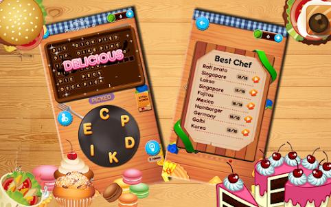 Word Cookies 2 1.7.1 screenshot 1