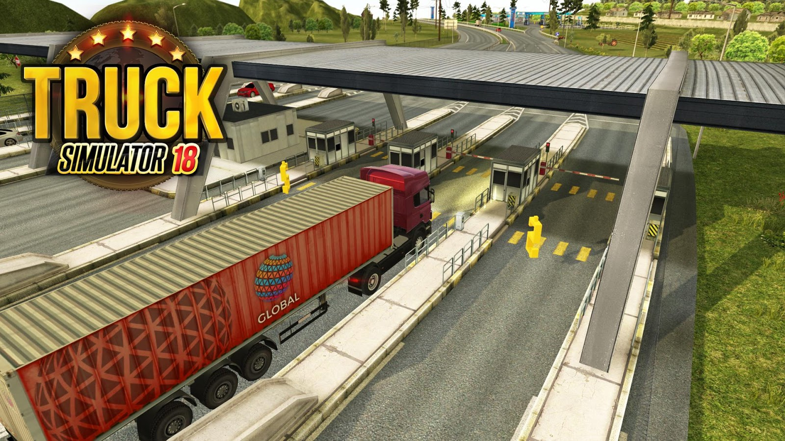 truck simulator pro europe download mod apk