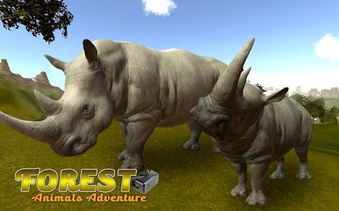 VR Forest Animals Adventure 1.9 screenshot 2