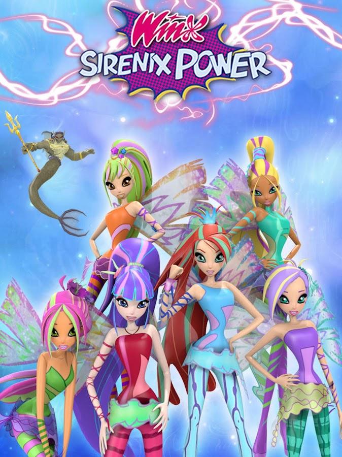 Winx Club Winx Sirenix Power 1 7 1 Apk Obb Data File Download