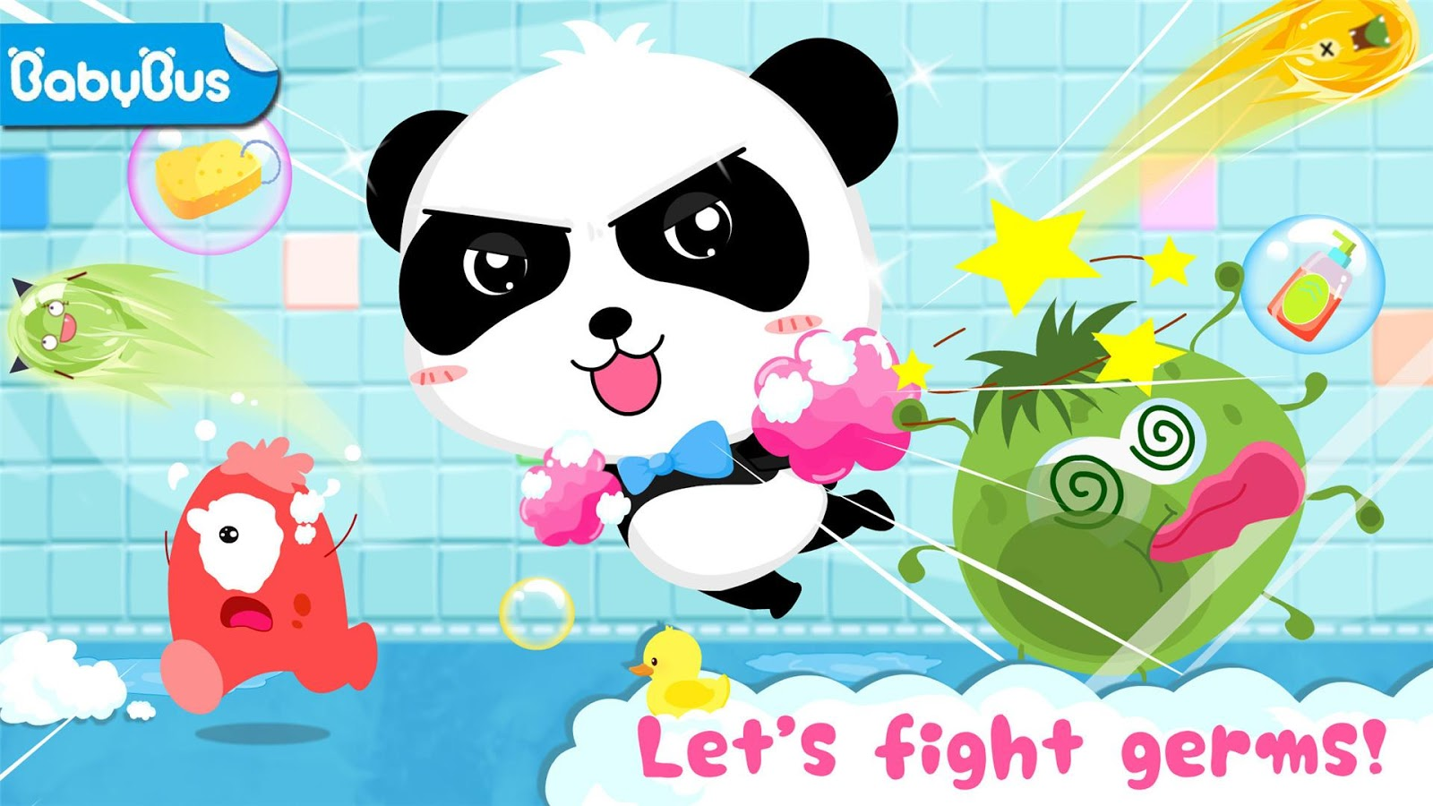 Baby Pandas Bath Time 8301000 Apk Download Android Educational