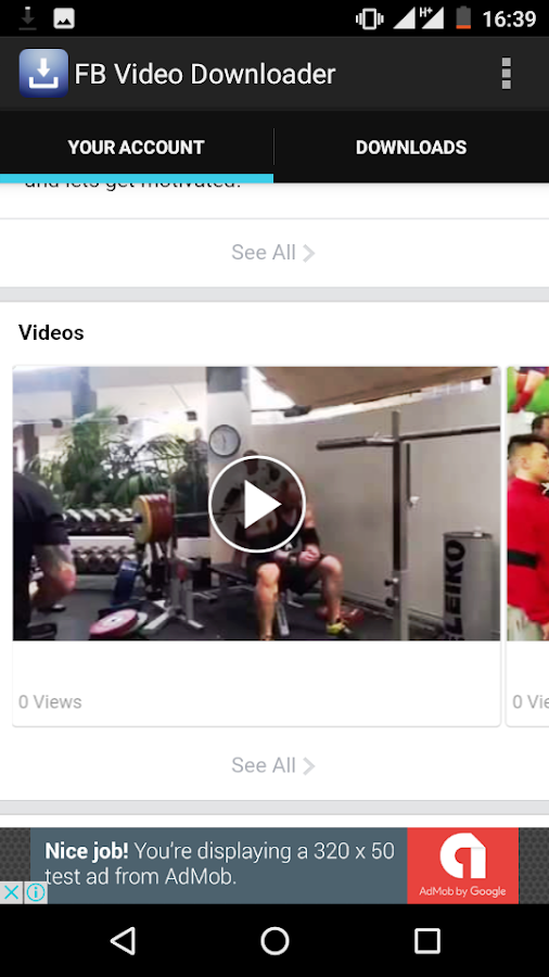 download fb video downloader pro apk