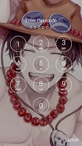 Luffy Monkey D.(モンキー・D・ルフィ) Fan Anime Lock Screen 1.3 screenshot 7