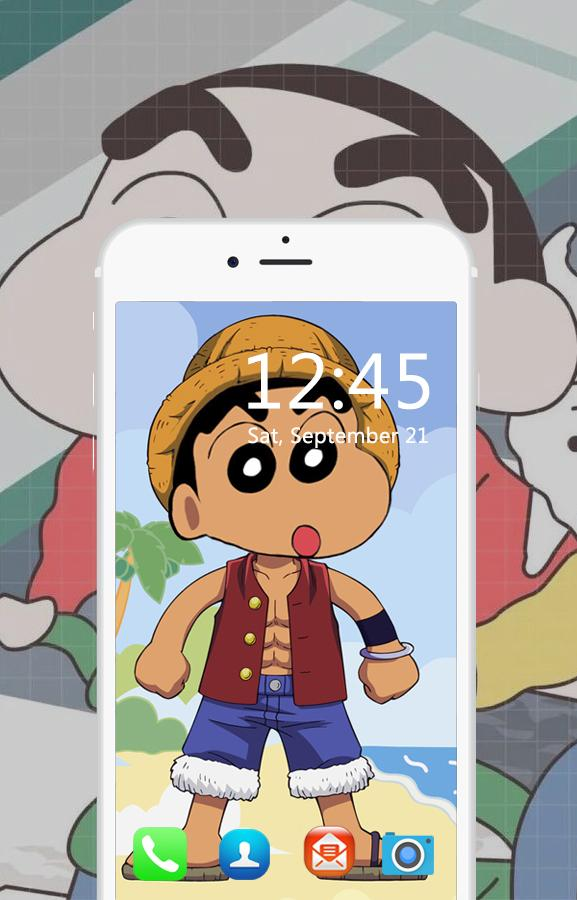 Shinchan Wallpapers Hd 1 0 Apk Download Android Personalization Apps