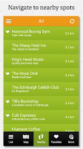 Edinburgh guide by locals 3.1 screenshot 5