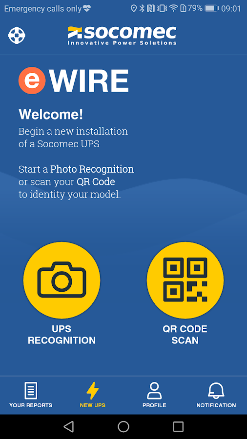 ewire UPS 1 0 3 APK Download - Android Tools Apps