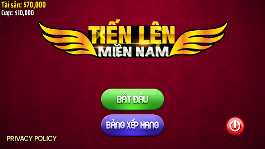 Tien len mien nam 1.0.8 screenshot 1