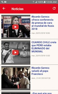 Selección Perú 1.4.8 screenshot 4