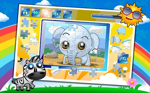 Animal Jigsaw Puzzle 1.1 screenshot 4