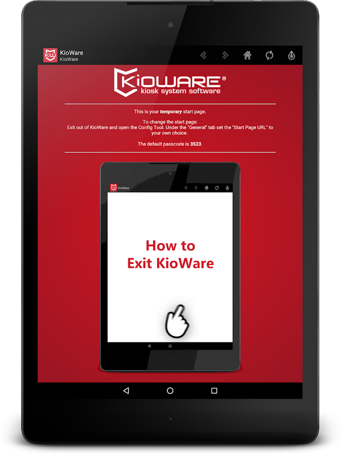 kioware for android kiosk app 310 apk download android