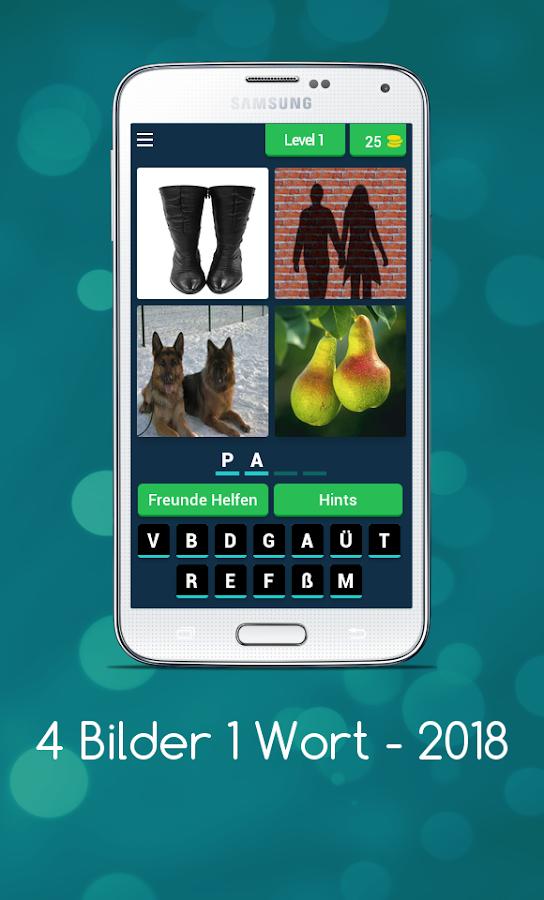Download 4 bilder 1 wort android app for pc/ 4 bilder 1 wort on pc.