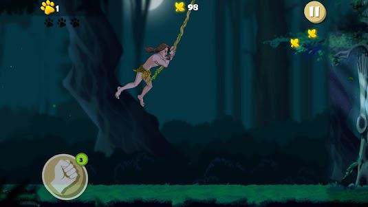 Tarzan Rescue Run 1.0 screenshot 2