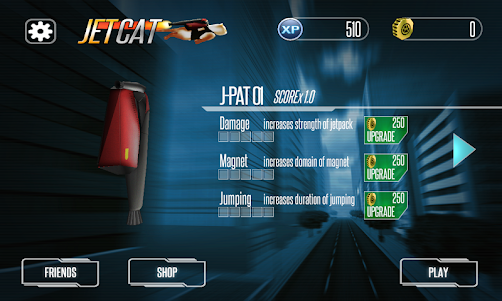 JetCat 1.03 screenshot 5