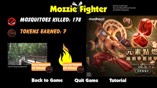 Mozzie Fighter 1.0.0 screenshot 2