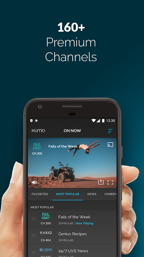 download tv shows free on android